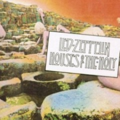 У LED ZEPPELIN ВЫХОДИТ АЛЬБОМ 'HOUSES OF THE HOLY'
